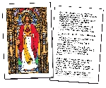 Sacred Heart Holy Cards (32)