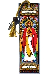 Sacred Heart Book Mark