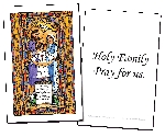 The Holy Family Holy Cards (32)