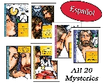 Spanish - Next Level Mysteries of the Rosary Classroom Cards