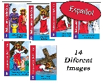 Spanish - Stations of the Cross Classroom Cards