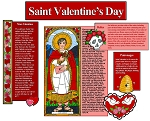 Catholic Explorations - Saint Valentine
