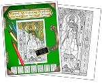 Saints of Ireland Coloring Portfolio