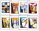 The Seven Sacraments Classroom Cards