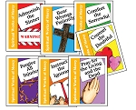 Spiritual Works of Mercy Classroom Cards