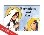 Bernadette & Mary Wall Story