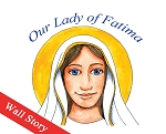 Our Lady of Fatima Wall Story