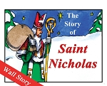Saint Nick Wall Story