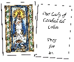 Our Lady of Caridad del Cobre Holy Cards (32)