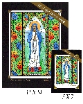 Our Lady of Kibeho 11x14 print
