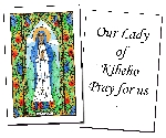 Our Lady of Kibeho Holy Cards (32)