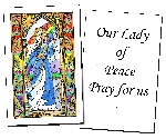 Our Lady of Peace Holy Cards (32)