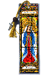 Mary, Queen of Heaven Book Mark
