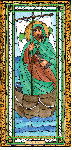 Saint Brendan Holy Giant