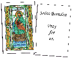 Saint Brendan Holy Cards (32)