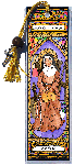 Saint Catherine of Bologna Book Mark