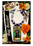 Saint Damien of Molokai Bag Booster