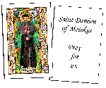 Saint Damien of Molokai Holy Cards (32)