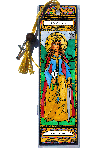 Saint Dymphna Book Mark
