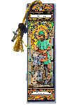 Saint Eligius Book Mark