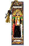 Saint Faustina Book Mark