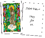 Saint Fiacre Holy Cards (32)