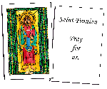 Saint Finnian Holy Cards (32)