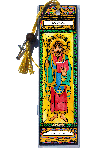 Saint Finnian Book Mark