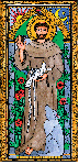 Saint Francis of Assisi Holy Giant