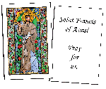 Saint Francis of Assisi Holy Cards (32)