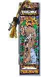 Saint Francis of Assisi Book Mark