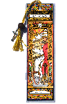 Pope Saint Gregory the Great  Book Mark