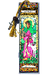 Saint Gobnait Book Mark