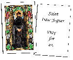 Saint Issac Jogues  Holy Cards (32)