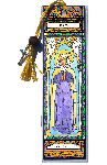 Saint Ita Book Mark