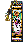 Saint Juan Diego Book Mark