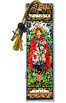 Saint Kateri Tekakwitha Book Mark