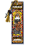 Saint Katharine Drexel Book Mark