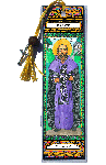 Saint Kieran Book Mark
