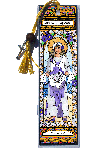 Saint Lydia Purpuraria Book Mark