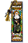 Saint Marianne Cope Book Mark
