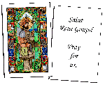 Saint Rene Goupil Holy Cards (32)