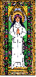 Saint Rose of Lima Holy Giant