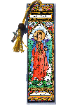 Saint Seraphina  Book Mark