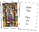 Saint Zita Holy Cards (32)