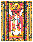 Blessed Pope Paul VI  6x9 Window Cling
