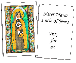 Pope Francis Holy Cards (32)