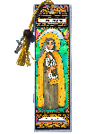 Sister Maria Lucia of Jesus  Book Mark