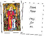 Saint Anne Holy Cards (32)