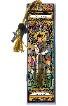 Saint Anthony Book Mark